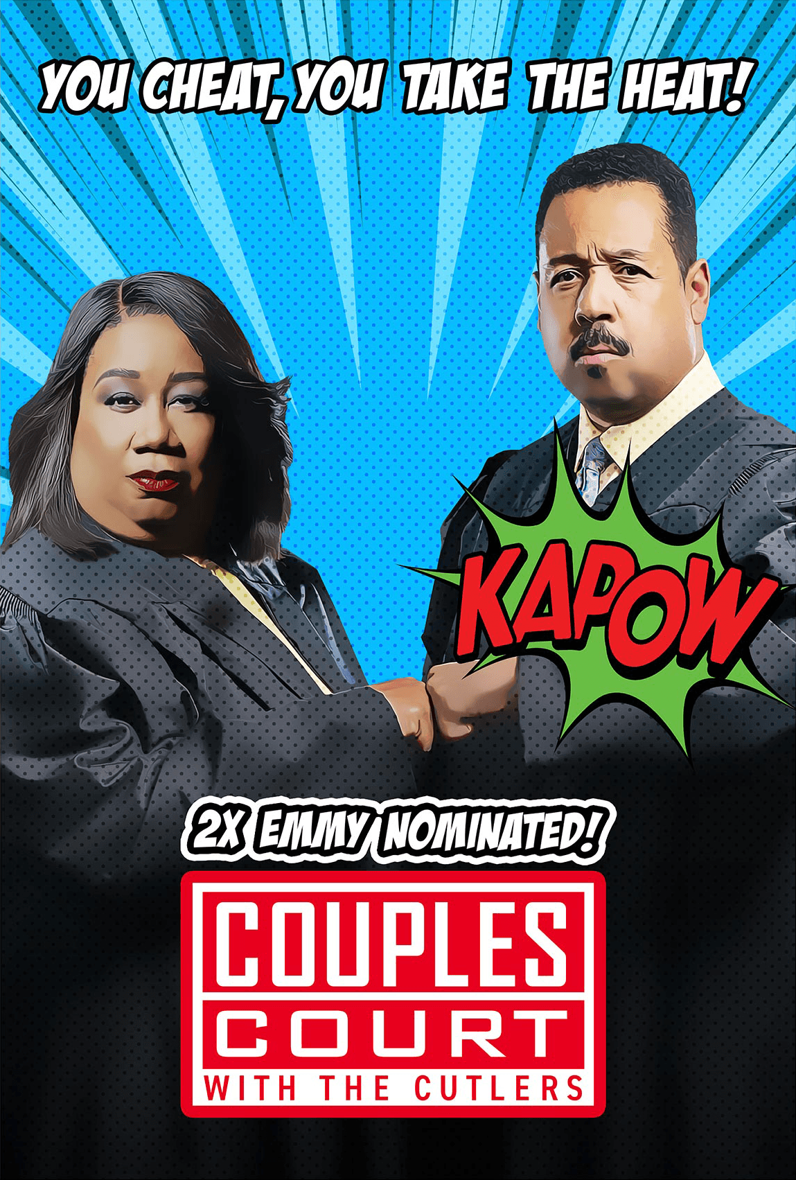 2x Emmy Nominated! Couples Court